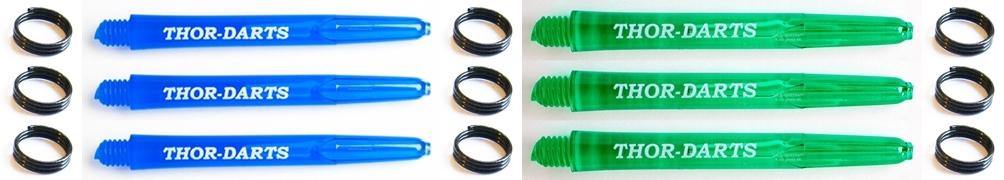 Schäfte Kunststoff stem Polycarbonat shafts Nylon Darts shaft PVC Dart stems