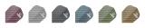 Harrows Darts Flights Carbon 1 Set (3 Stück) schwarz (1200)