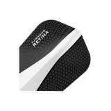 Harrows Darts Flights Retina 1 Set (3 Stück) klar/weiss (5501)