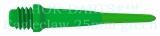 100 THOR-DARTS Eagleclaw Softdart-Wechselspitzen grün 25mm (+ 2ba Gewinde) ultra haltbar 0,24g/Stück