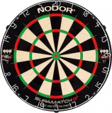 Nodor Supamatch 3 Bristle Dartscheibe