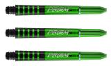 Winmau Prism Force medium grün 1 Set (3 Stück) 7020.205