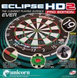 Unicorn Eclipse HD2 PRO EDITION PDC DARTBOARD - WITH UNILOCK