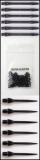 3 Stück (1 Set) Steeldartspitzen MS2 schwarz-schwarz Wechselspitzen mit 2ba Gewinde Spitzen conversion points